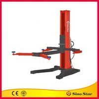 UK motorcycle manual car lift by ISO