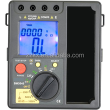 Auto Range Digital Megger Meter Hitester & Digital multimeter,Multi-Function Electrical Instrument BM3548