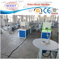 MDF and particle board PVC self adhesive edge banding production line