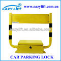 Remote control car parking lot space barrier/lock