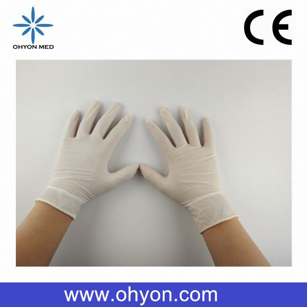 2016 Newest Cheap high volume disposable examination cotton knitted gloves with CE/ISO