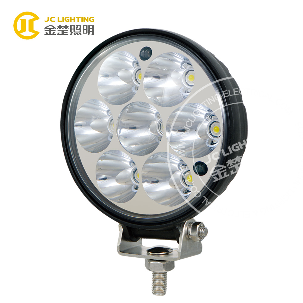 Good performance 4 inch 21w led motorcycle headlight for fire engine,police car,road roller