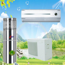 250L Stainless Steel Air Source Heat Pump For Household Hot Water