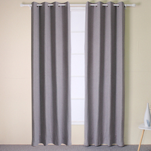 75%Polyester 25%Cotton Customized Jacquard Cheap Curtains