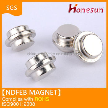 2014 popular special shape ndfeb magnets