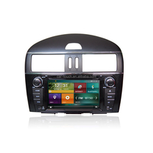 Wince 6.0 car audio DVD player for Nissan Tiida 2011- 2014 with TV/radio/bluetooth/iPOD