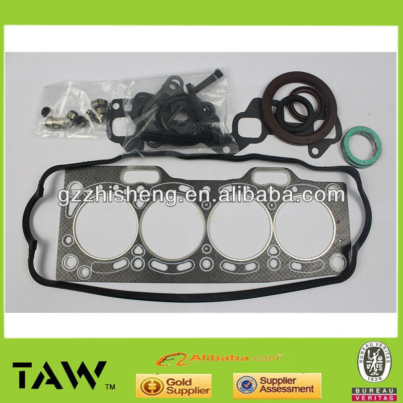 overhaul gasket kit,full gasket set engine parts for TOYOTA 2E 04111-11020