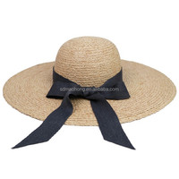 lady straw beach hat for young lady