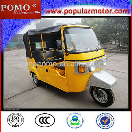 2013 Hot Cheap Popular Bajaj Passenger Rickshaw Triciclo