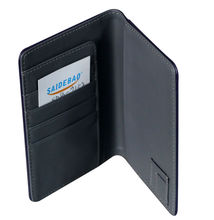 convenient passport wallet for travelling