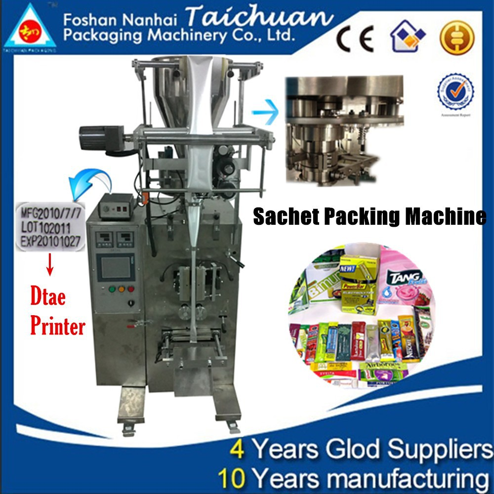 Multi-Function Packaging Machines with sachet tea bag automatic packing machine TCLB-C60K