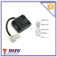 Motorbike automatic voltage regulator for 11 poles five wives series
