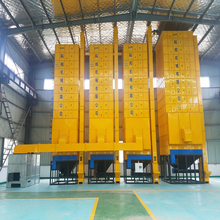 China Manufacturer Widely Used Mini Drying Machine Price Small Circulating Batch Grain Dryer For Sale