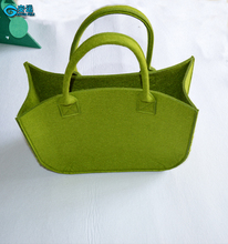Fashion best-selling women's felt bags/shopping bags/tote bags