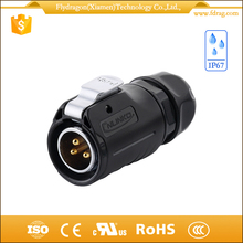 Outdoor waterproof rj45 smt connector with factory price