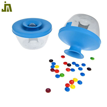 New product blue candy bowl