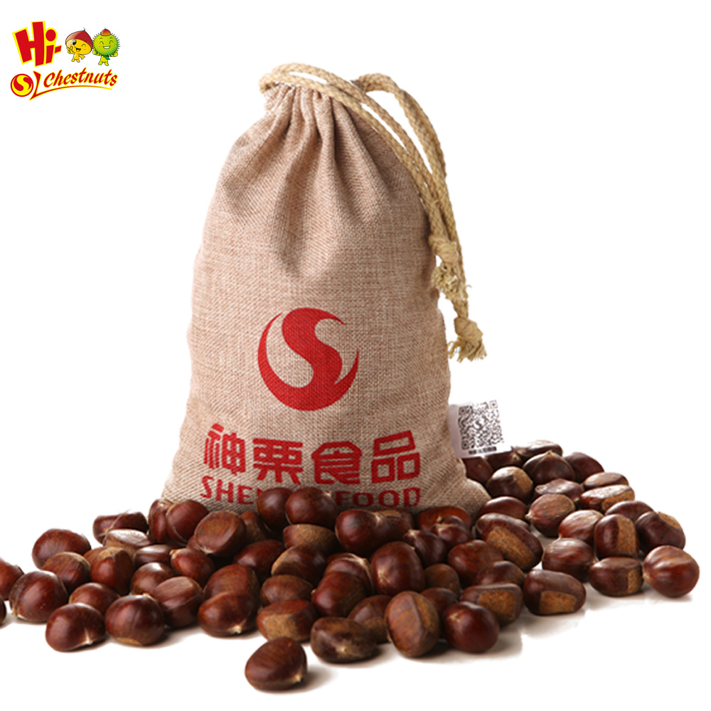 best price raw production chestnuts