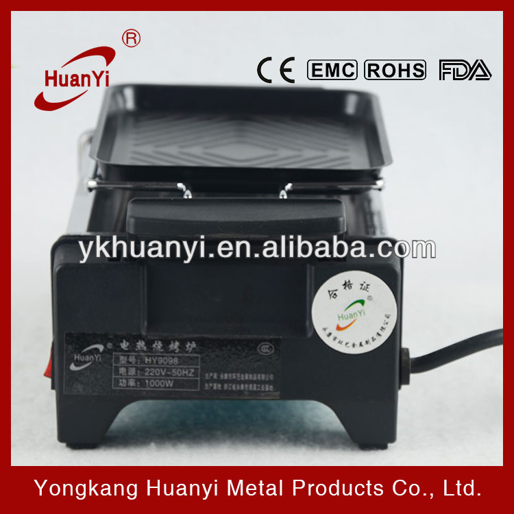 Traditional Korean BBQ Grill Gas For Hot Sale