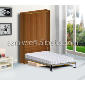 Simple Modern Design Murphy Bed With Sofa Accessories