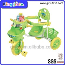 Baby Carriage Tricycle Pedal Cars
