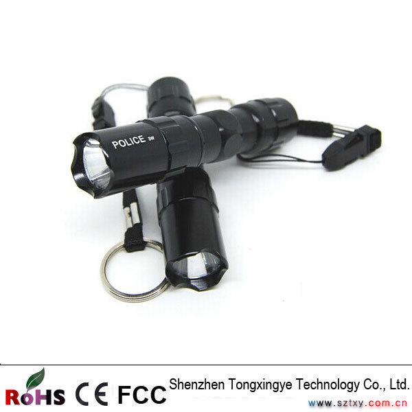 Mini Waterproof Led Flashlight,Led Torch,Electric Shock Flashlight ...