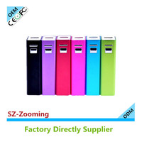 Z-205 hottest products on the market,3000 mah lipstick power bank box brand mobile business