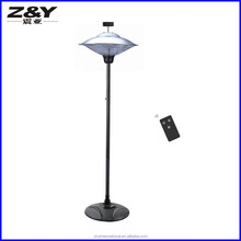 PHP-1500/2000/2500BSR Electric Outdoor Freestanding Heater