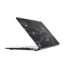 For Mac book case, for Apple Mac book air 11.6,13.3 inch, pattern image rubberized hard pc shell case