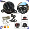 BJ-AC-001 High Performance Custom Motorcycle Air Cleaner Filter for 2004-2014 Sportster XL 883 1200