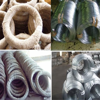 galvanized iron wire factory