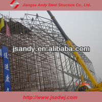 Steel Structures Roof Construction