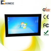 Newest product 21.5 inch LCD Touch scren Panel PC & All In One PC