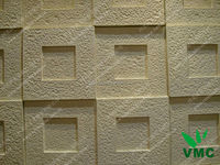Hot Fireproof Material Vermiculite Panel Fire Door Core for Decorative