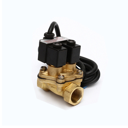 Low price lpg brass 220v ac electric hydraulic diesel gas solenoid valve