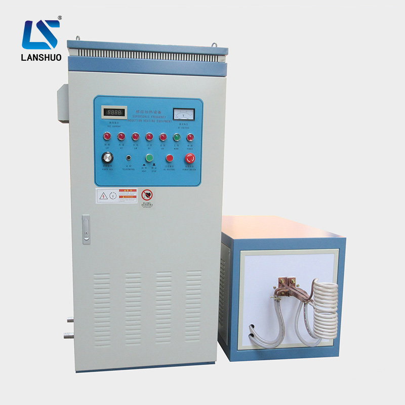 high frequency induction metal heating machine for round/square steel heating