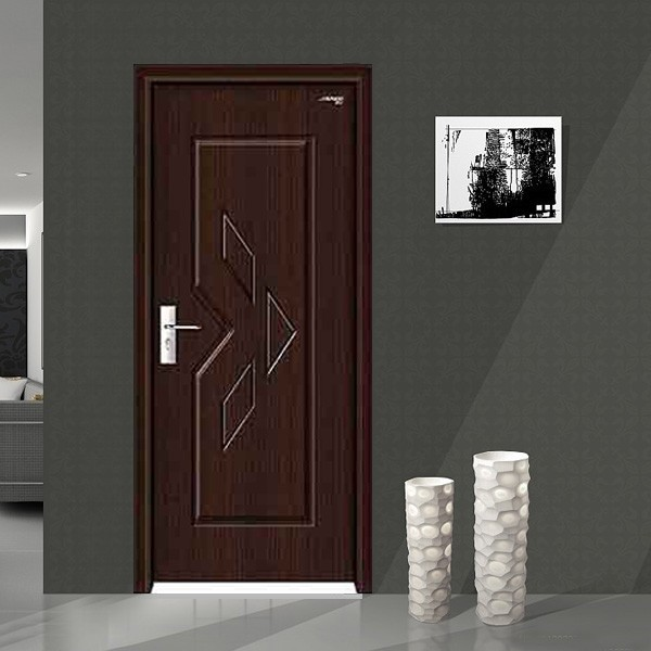 decorative turkey design wooden door /pvc door/indian main door designsYF-M51