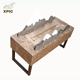 Stainless Glass Fire Pit Outdoor Table Gas Design,Glass For Fire Pit