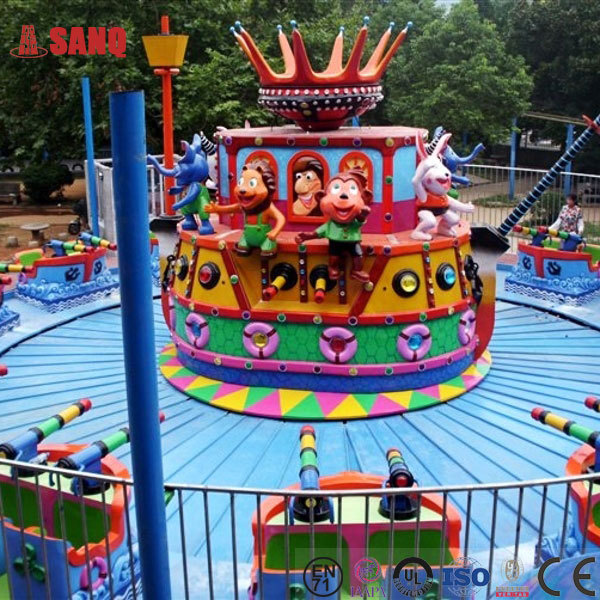 FRP Gulf Of Aden Piracy Battle Kiddie Rides Selling With High Quality/Musical Amusement Piracy Battle Water Shooting <strong>Game</strong>
