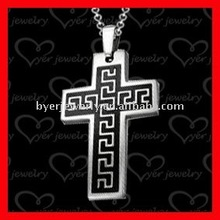 2015 newest fashion customized steel jewelry pendent