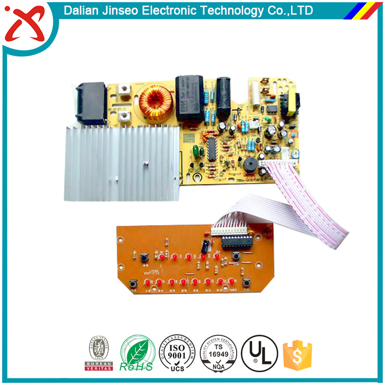 94v0 pcb board with rohs pcb coolfire