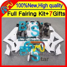Body ALL White For HONDA CBR600RR 13-14 CBR600 RR F5 28CL12 CBR 600RR 600 RR 13 14 2013 2014 Injection Fairing Glossy white