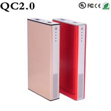 Professional QC 2.0 quick charge power bank for letv one pro