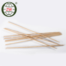 natural disposable bamboo skewer, incense stick