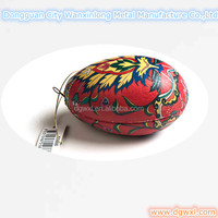 customized design egg tin case