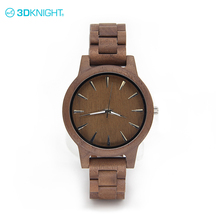 Unisex real solid wood custom imported china teen watches trend 2017