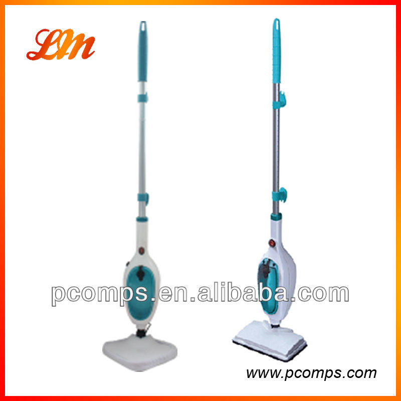 2013 New Design Best Steam Mop with Optional Accessories
