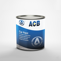 Auto paint repair automotive paint