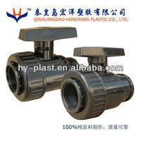 2 inch pvc union ball valve