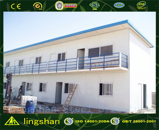 prefab modular housing for sale with ISO9001:2008