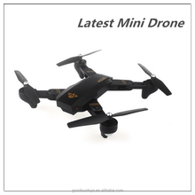 Latest 2.4G Wifi FPV 6Axis Gyro Mini rc Drone XS809W Foldable Quadcopter with HD Camera